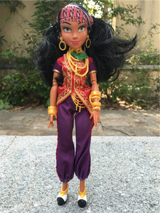 """Image 1 - Disney Descendants Genie Chic Freddie Isle of the Lost 11"""" Toy Doll Action Figure New No Package"""