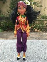 Игрушечные фигурки Disney, изысканные принцессы Джини из острова потерянцев, игрушечные куклы, 11 дюймов, без посылка