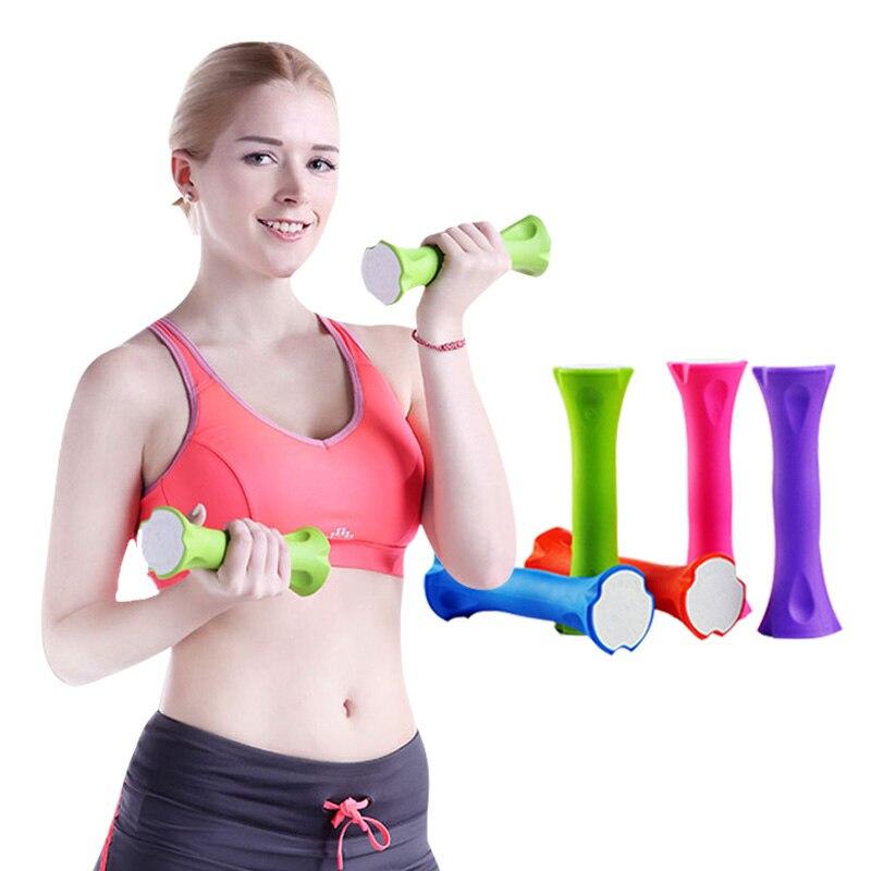 Haltérophilie 1.4 kg haltères d'entraînement d'entraînement de Fitness haltères d'entraînement pour les femmes