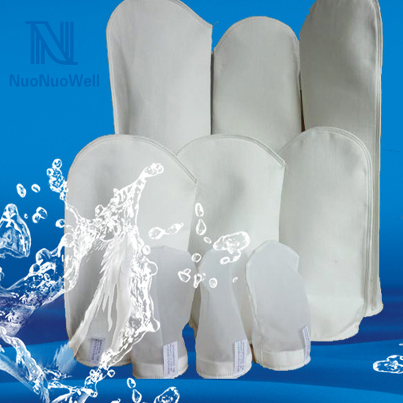 2x100/200/300 сетчатые микронейлоновые (NMO) фильтрующие мешки для аквариума, морской поддон, предварительно фильтрующий мешок для носков, устойчи...