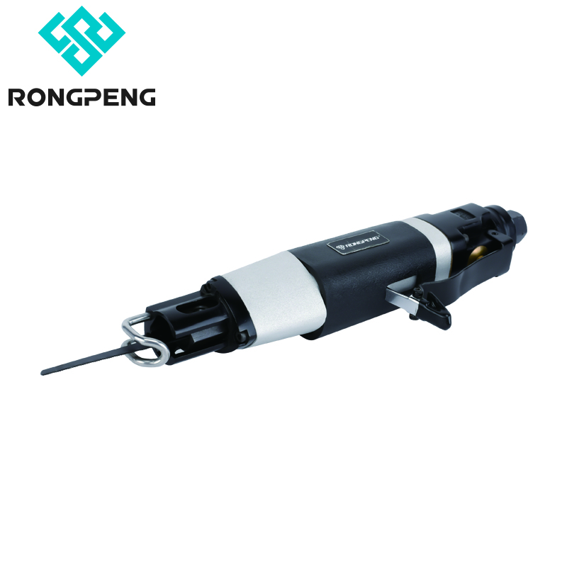 RONGPENG Heavy Duty Air Body Saw Professional Pneumatic Tool RP7601 High Speed Air Reciprocating Saw 1.5mm Max Material Thicknes