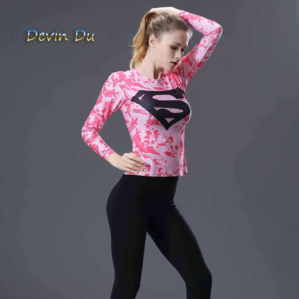 Methodisch Rosa Compression T Shirt Frauen Superhelden Captain America/spiderman/batman Tops Schnell Trocknend Engen Tragen Frau Tops Dropshiping Oberteile Und T-shirts