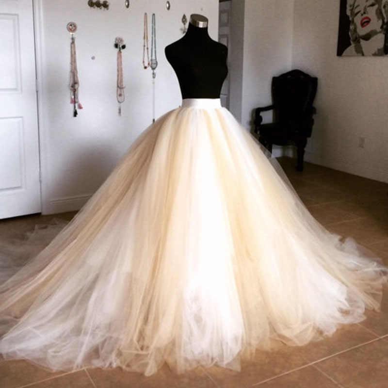 208abebc3356e Detail Feedback Questions about Blush Pink Bridal Ball Gown Tutu ...