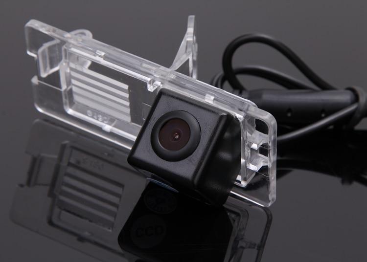 Câmera de visão traseira do Carro À Prova D' Água Auto Rear View Estacionamento Kit Reversa Backup Câmera CCD Para Renault Fluence Duster