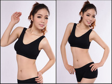 YG539 Yoga shockproof movement sports bra no steel thin plus size non-trace female underwear foreign trade quality