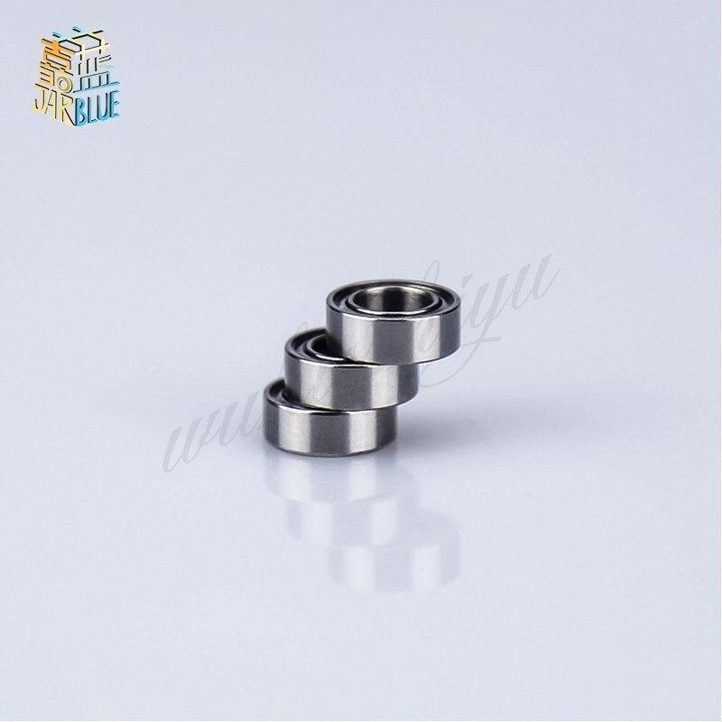 5x8x2.5mm Ball Bearings SMR85ZZ Stainless Steel Deep Groove Bearings 4pcs