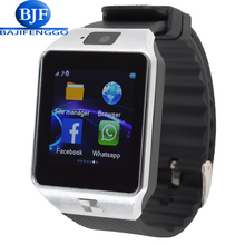 Bluetooth smart watch for Apple font b android b font phone support SIM TF card MP3