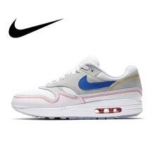 Original authentic Nike Air Max 1 Pompidou women's running shoes classic