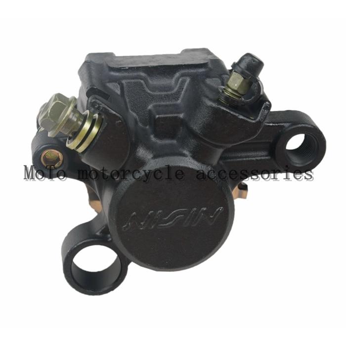 ФОТО Rear brake caliper Brake pump For CBR600 F5 2003-2006 CBR1000 2004 2005 VTR1000 SP1 Motorbike Brake Parts
