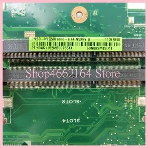 Image 4 - N53SV 4 slots de memória GT540M/1 GB mainboard REV2.0/REV2.2 Para ASUS N53S N53SV N53SN N53SM Laptop motherboard PLACA PRINCIPAL