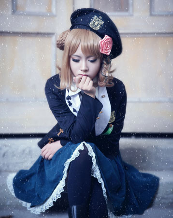 Anime Amnesia Heroine Cosplay Costume on Aliexpress.com ...