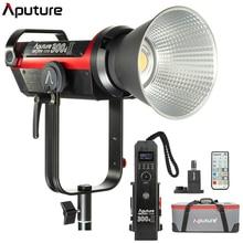 Aputure LS C300d II 300d II luz LED para vídeo COB luz diurna 5500K con montaje de Bowens iluminación de estudio al aire libre
