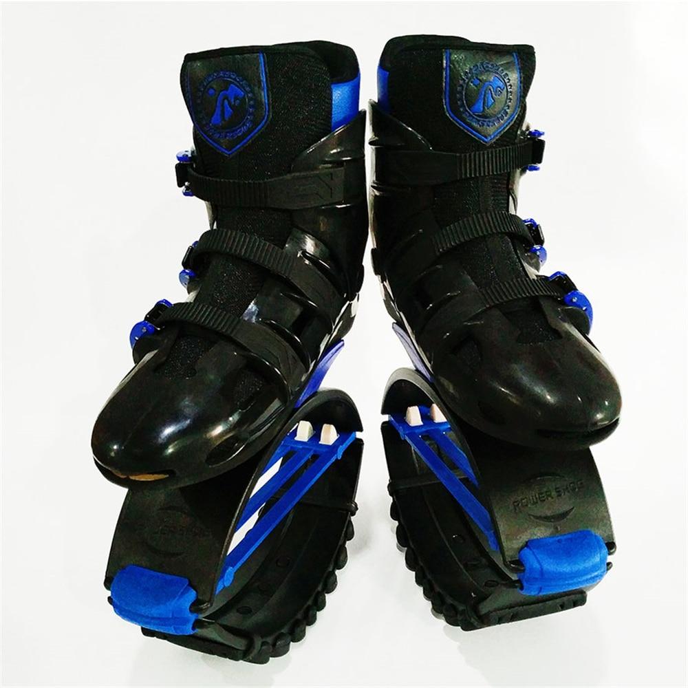 Toning Shoes Kangaroo Sport Wedge-Sneaker Bouncing Slimming Women Saltar Body-Shaping