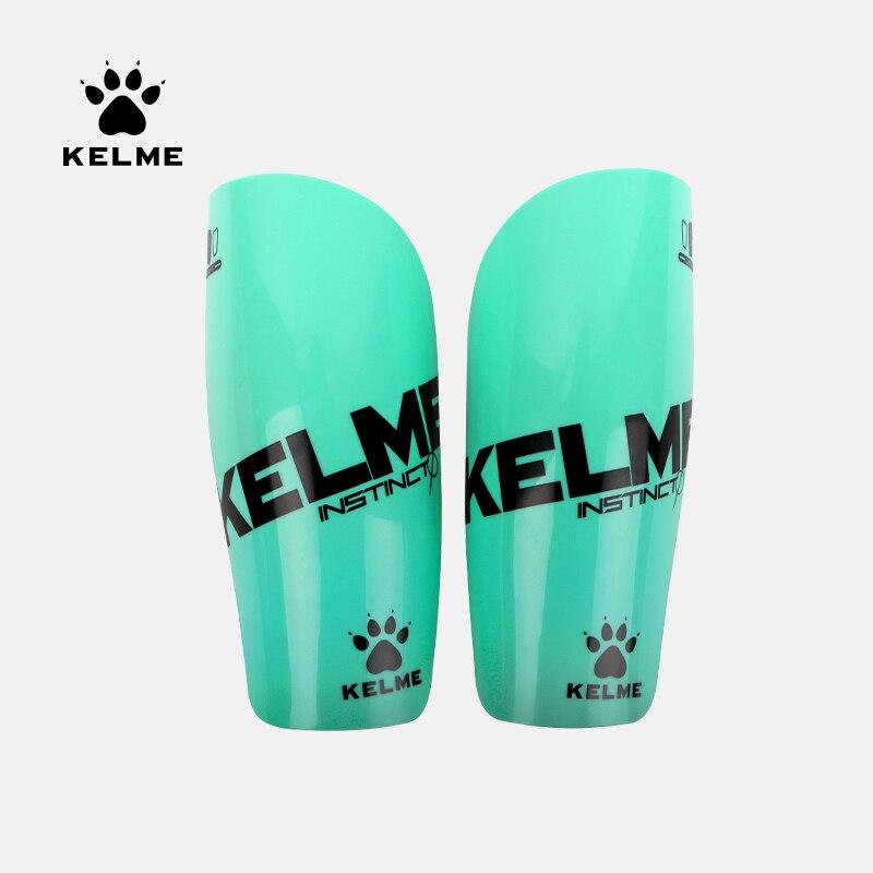 KELME Football Shin Pads Ultra Light Plate Knee Leg Protector Joelheira Thick Unisex Soccer Guard Sport Safety K15S948