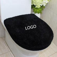 Купить с кэшбэком Free shipping Quality lace decoration potty set thickening toilet mat zipper type potty pad general