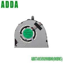 Ноутбук Процессор охлаждающий вентилятор кулер для lenovo B5400A-ITH мин B50-70A B5400 M4500 KSB0505HB DA2L BATA0710R5H PN01 AB07405HX090B00