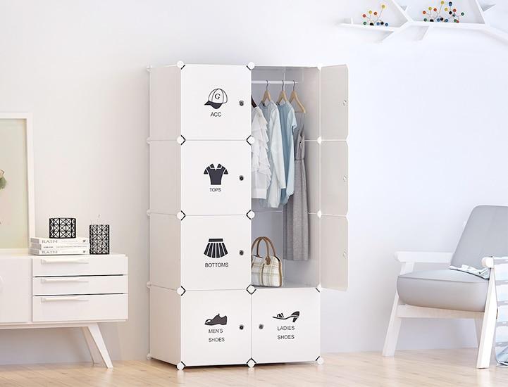 folding wardrobe ...