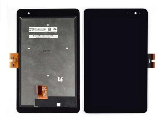 For Dell Venue 8 pro T01D001 T01D fpc number TOM80H12 V1.0 Tablet PC Touch Screen Panel Digitizer Glass LCD Display Assembly b080uan01 4 lcd led touch screen digitizer glass assembly frame for dell venue 8 3840 tablet 5613w fpc 1