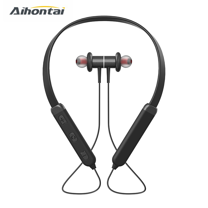 BT32 Bluetooth wireless Sport Earphone with Mic Super bass true bluetooth headphones Headset Stereo Earbuds Magnetic for phone hena new stereo wireless bluetooth earphone ear hook headset not earbuds headphones hd call wireless earphone for phone with mic