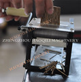 manual Tobacco shredder Tobacco cutter cutting shredding Cigarette machine   tobacco cutting machine