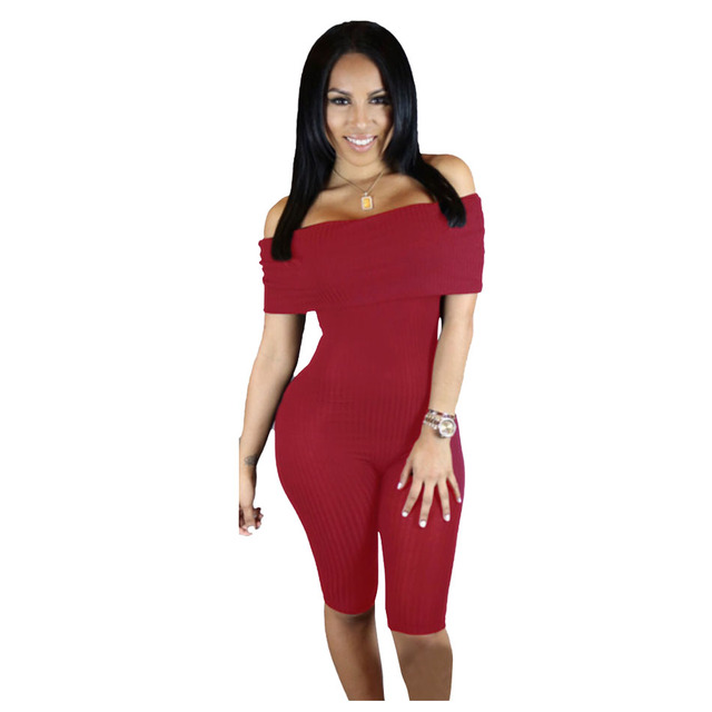 Red Jumpsuits for Sale