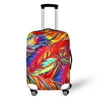 Brand 3D Portable Elastic Travel Luggage Cover Stretch Protect Suitcase Cover Apply To 18 20 22