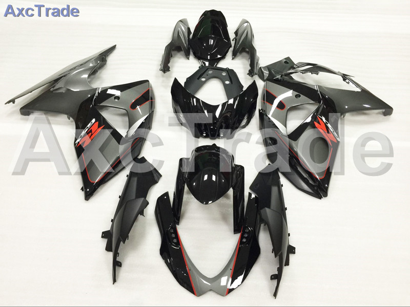Комплекты мотоцикл Обтекатели для Suzuki GSXR системы GSX-Р 1000 GSXR1000 системы GSX-Р1000 2009-2015 09 - 15 К9 пластичной Впрыски ABS обтекатель черный