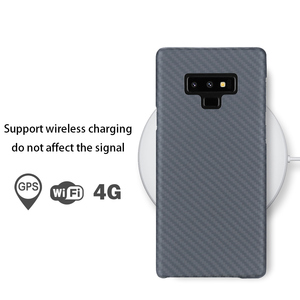 Image 3 - Full Protection Aramid Fiber Case for Samsung Galaxy note 8 9 Shockproof For Samsung S9 S9 Plus Case Cover Carbon Fiber Pattern