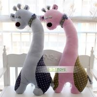 Free shipping Donkey alpaca Large horse plush toy doll pillow birthday gift girls wedding gift for lovers stuffed soft doll
