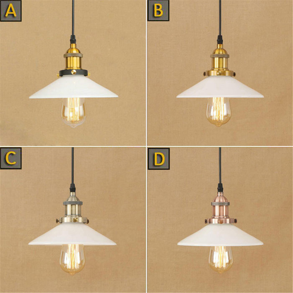 D22cm Vintage American Country Style Edison Pendant Light/Lamps E27/110V 220V 240V Pendant Lights industrial nordic lamp lampa american countryside style antique wrought iron pendant light iron light geometry coffee shop decoration light free shipping page 6