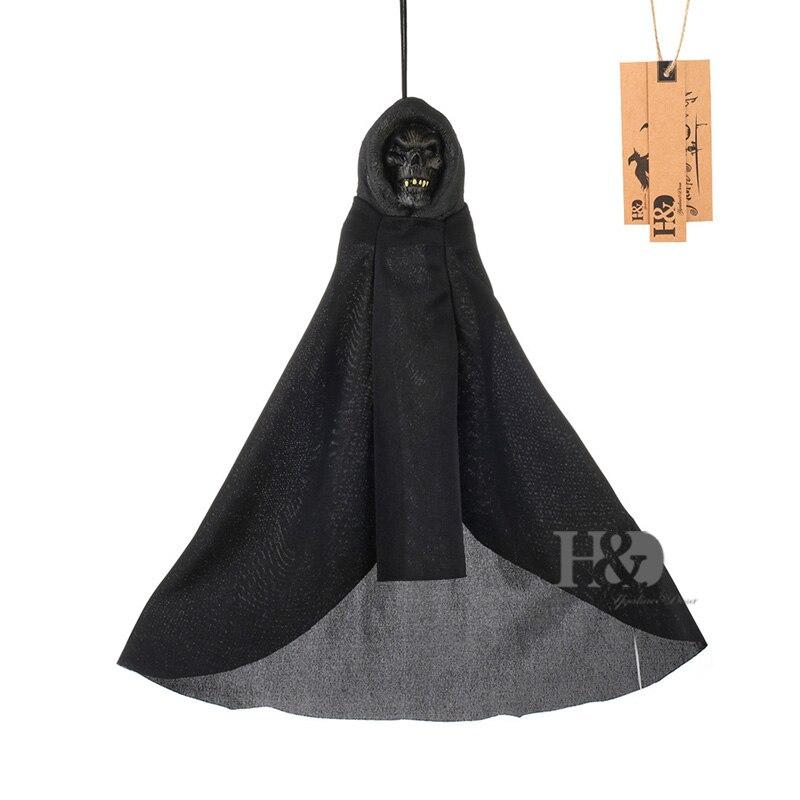 H&D Halloween Hanging Reaper,Hanging Halloween Skeleton