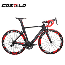 Costelo carbon fiber road bike, shimano 기 bicyclette 완. carbon 자전거, 완. carbon 자전거 bicicleta completa(China)