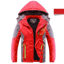 Children Outerwear Warm Coat Sporty