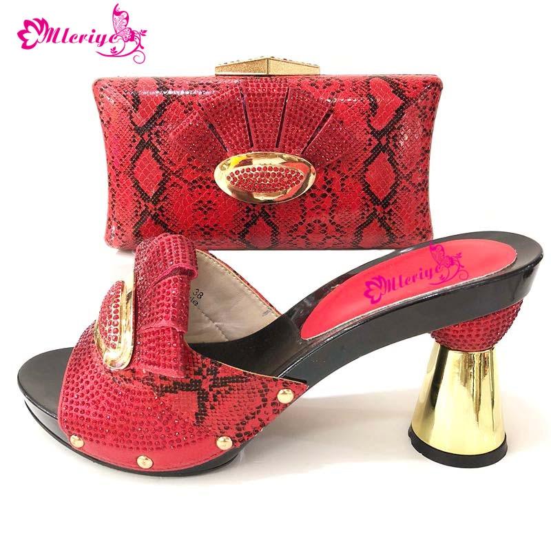 Soirée rose rouge Et or Rouge De Le Ensemble Libre Haute Sandale Italien vert Chaussures Conception Avec Couleur Sac Noir Assorti Shiping argent Qualité SAXqR4wXa1