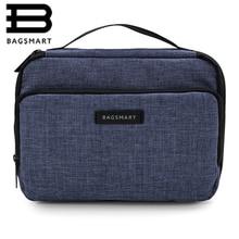 Bagsmart Tragbare Reise Zubehör Design Tasche Große Kapazität Elektronische Wasser ResistantAir Reisetasche