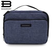 Bagsmart Portable Accessories Bag Design Bag Large Capacity Electronic Organizers Water ResistantAir Travel Bag