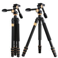 1630mm Professional action accessories Portable Camera Tripod Stand for Nikon Canon Pentax Camera DSLR Camera factory wholesale