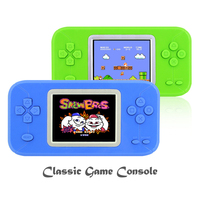 200+ Games Pocket Hand-held Classic Game Console with 2.4