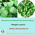 Gynostemma Pentaphyllum - Jiaogulan - 20:1 extract CAPS 500mg*100 CAPS