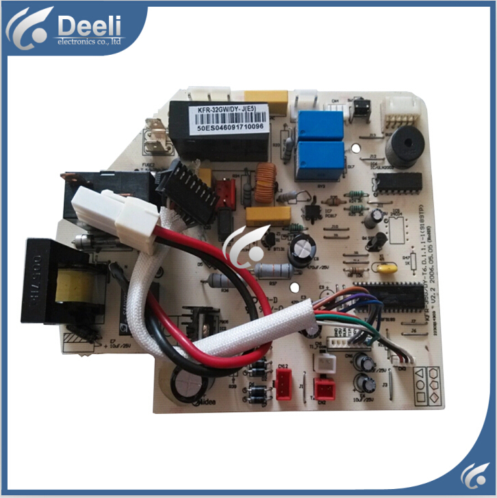 95% new good working for air conditioning motherboard computer board KFR-26GW/DY-J(E5) kfr-23/26/32/35gw/dy-j(e5) 95% new for air conditioning computer board circuit board kfr 32gw dy iar1 kfr 23g dy fa good working