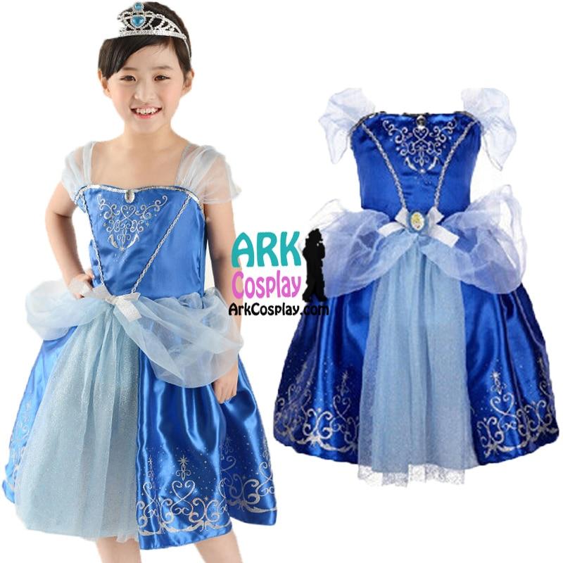 cinderella dress for kids - photo #11