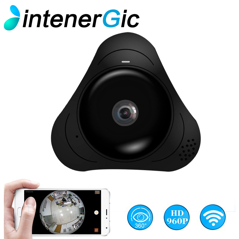 1.3MP Network Home Security Wi-Fi Camera Panoramic IR HD 960P 3D VR wifi FishEye IP camera 360 degree Full View Mini CCTV Camera vr360 panoramic camera wi fi remote control sports action camera