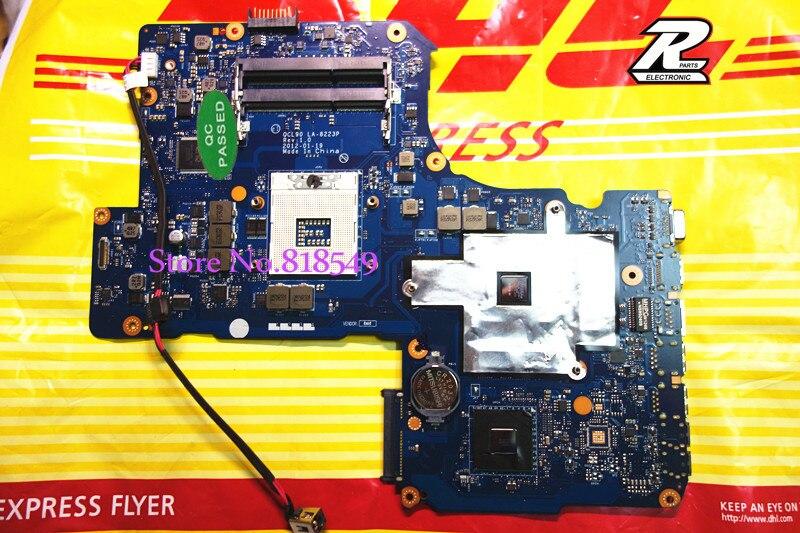 QCL90 LA-8223P Mainboard For ASUS K95 K95VM K95VJ A95VJ DDR3 LA 8223P Motherboard