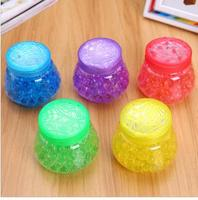 2pcs Lot Crystal Bead Aromatic Agent Micro Fragrance Deodorant Solid Refreshing Agent