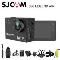 SJCAM SJ6 Легенда AIR Спорт действий Камера 4 К Wi Fi 30 м Водонепроницаемый 1080 P Ultra HD 2 Сенсорный экран notavek 96660 Спорт DV