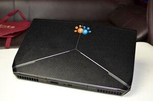 Image 5 - Couvercle autocollant peau vinyle, en fibre de carbone, pour ordinateur portable, 15m, pour nouveau HP ENVY x360, cp0011dx cp0001ng cp0014au cp0598sa CP0599NA cp0013n