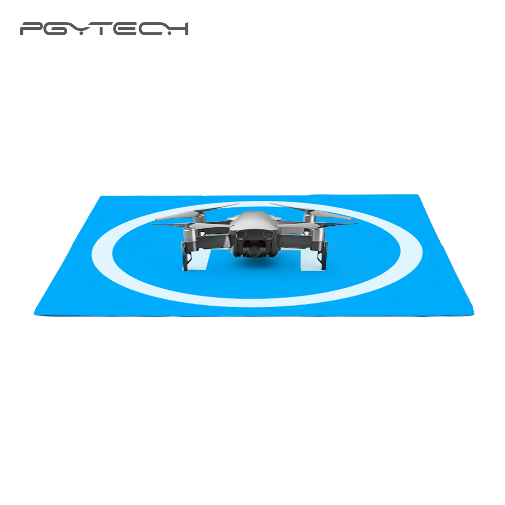 PGYTECH DJI Mavic Air Landing Apron Landing Pad Pro for DJI Mavic Pro/DJI Spark Phantom 4 Pro/3 Inspire 2 Drone Accessories benyar mens watches top brand luxury leather chronograph sport watch men waterproof quartz military men wrist watch male clock