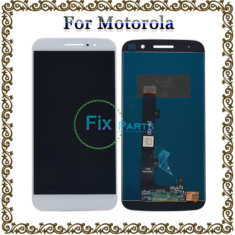 For Motorola Moto M Xt1662 LCD Display Touch Screen Digitizer Assembly Replacement Parts Mobile Phone With Free Tools