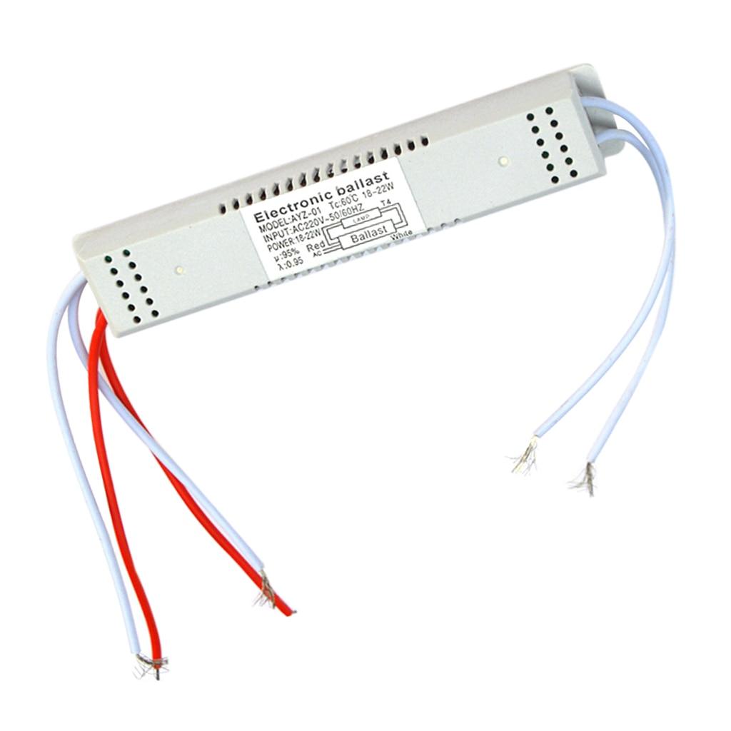 Headlight T4 Fluorescent Lamp Tube Electronic Electrical Ballast 18W-22W ...