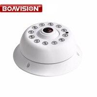 Security 720P AHD Camera Dome IR 10m Night Vision Fisheye 120 Degree View Angle 1 0MP
